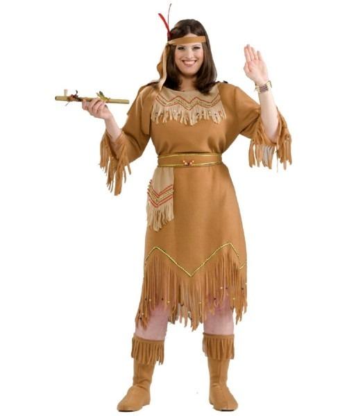 Indian Maid Adult Costume