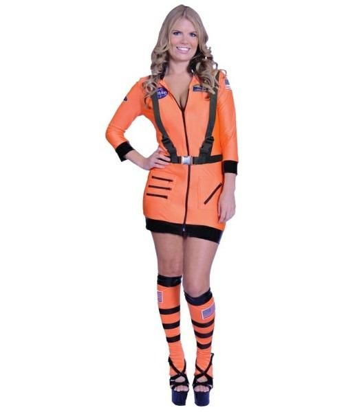 Astronaut Sexy Adult Costume
