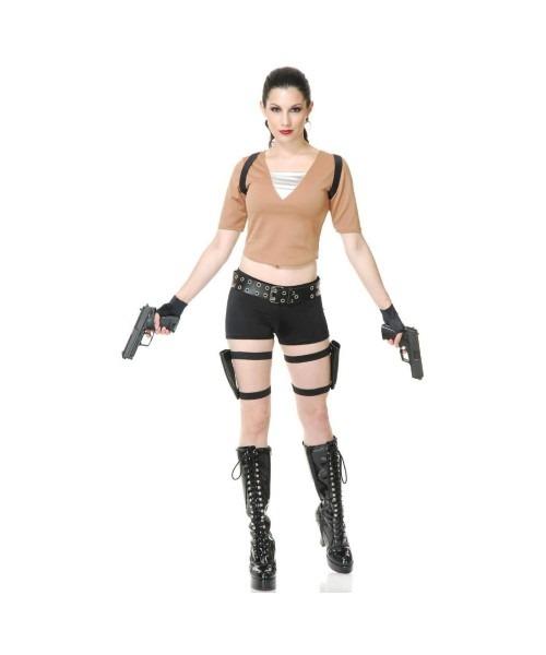 Lara Croft Tomb Raider Womens Costume