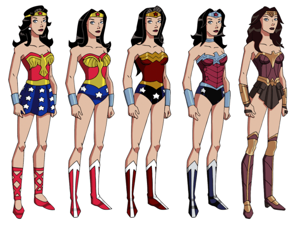 Official Gal Gadot Wonder Woman Image