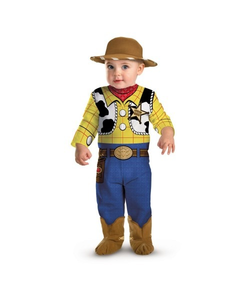 Disney Woody Baby Costume