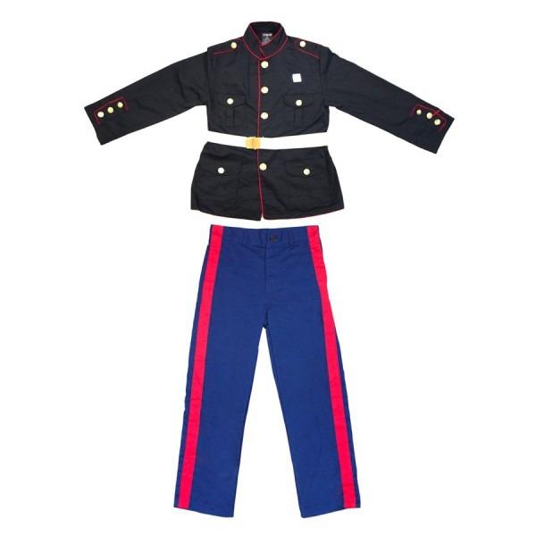Kids Army  Kids Marine Uniform W  Jacket & Pants