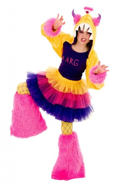 Super Cute Monster Costume For Kids, Teens, And Tweens, $69 99