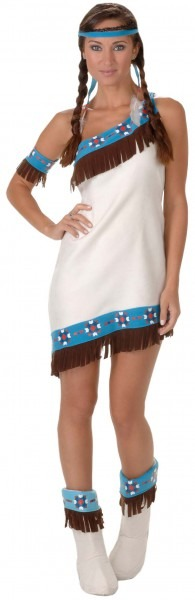Deluxe Princess Lily Indian Costume