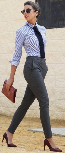 45 Classy Work Outfits Ideas For The Sophisticated Woman