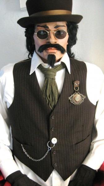Steampunk Clothing Men