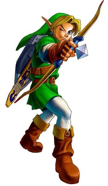Link & Fairy Bow