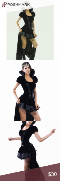Sexy Evil Queen Costume Once Upon A Time Xl Boutique