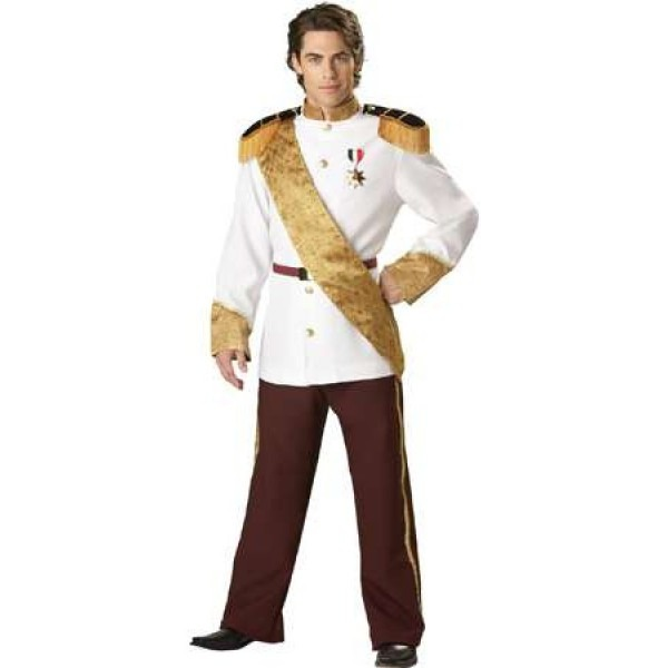 Prince Charming From Cinderella Mens Costume Set