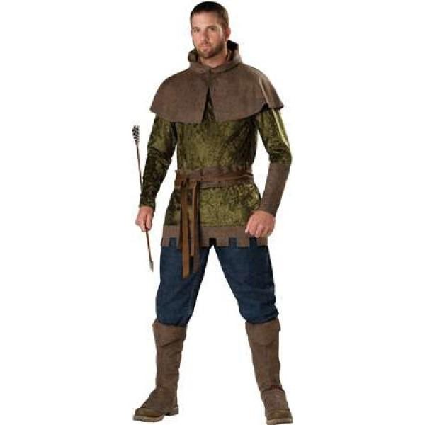 Robin Hood Cheap Mens Halloween Costume