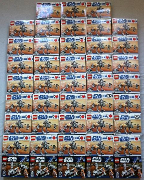Instant Lego Clone Army – Brick Update