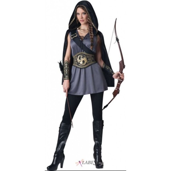 Strong Women Characters For Halloween Cosplay