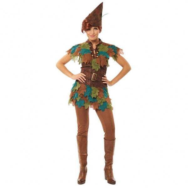 Toynk  Peter Pan Women's Costume