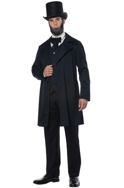 Pure Costumes  California Costumes Abraham Lincoln Frederick