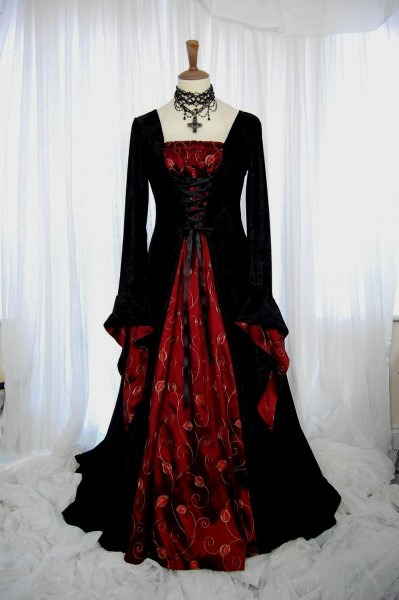 Red Renaissance Wedding Dresses Naf Dresses