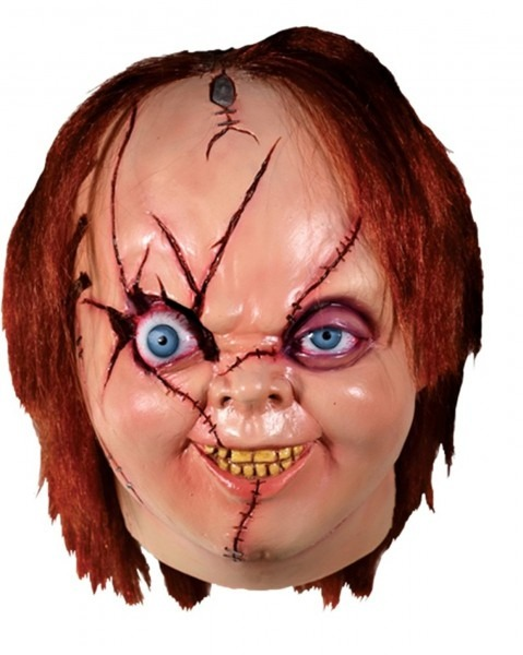 Toynk  Child's Play 2 Bride Of Chucky Chucky Version 2 Mask