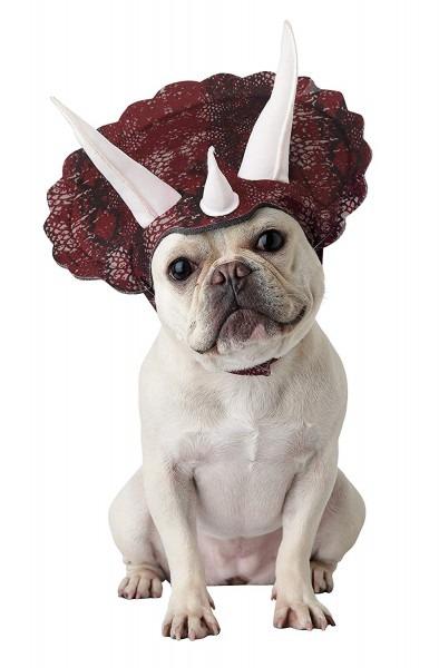 Toynk  Triceradog Dinosaur Pet Costume