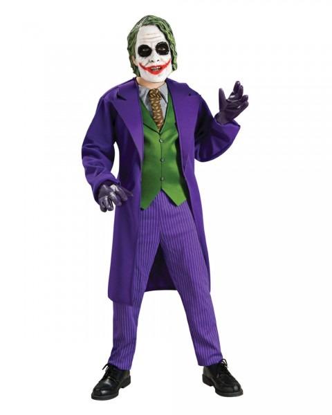 Batman Joker Deluxe Child Halloween Costume