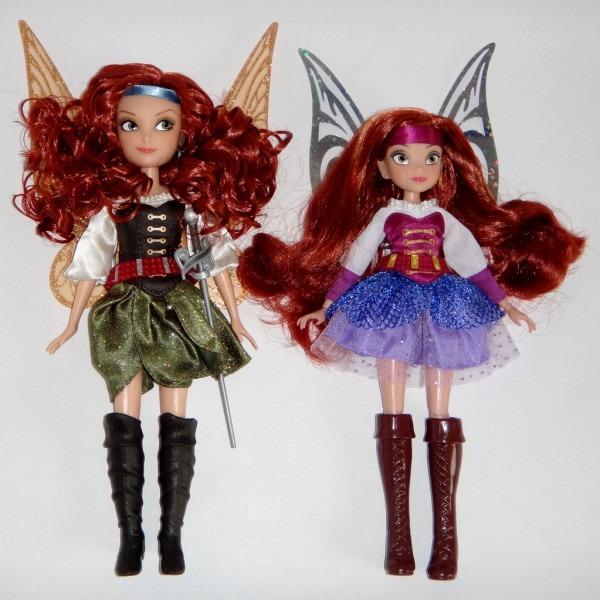 Zarina Disney Fairy Dolls