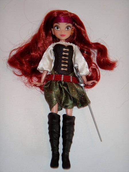 Jakks Zarina Pirate Fairy 9'' Doll Wearing Disney Store Za…
