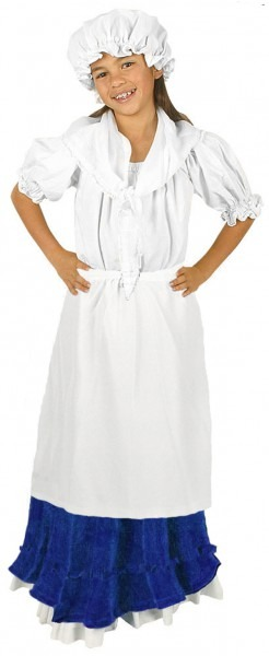 Kids Molly Pitcher Costume