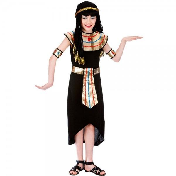 Pharaoh Costume Kids & Sentinel Egyptian Kids Costumes + Headpiece