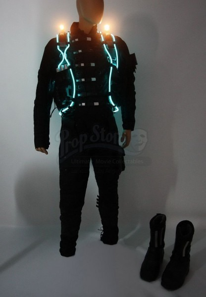 Dr  Zachary Smith (gary Oldman) Light Up Space Suit