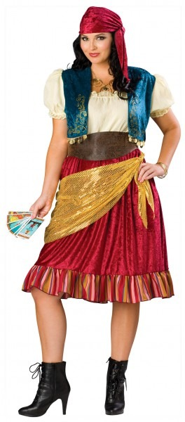 Plus Size Gypsy Costume   Costumes Life