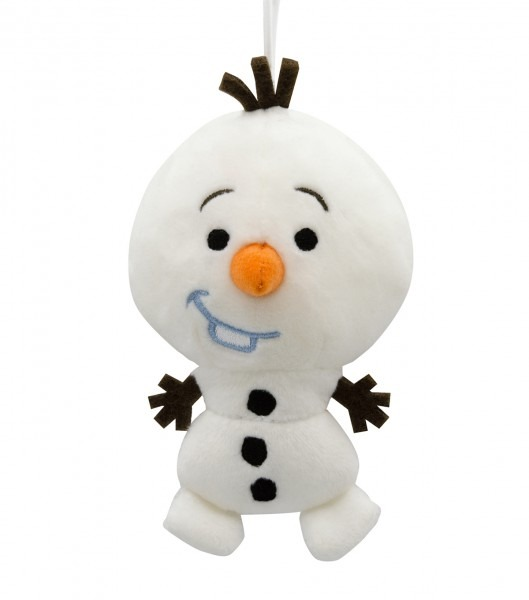 Hallmark Christmas Cut & Sewn Small Star Olaf Ornament