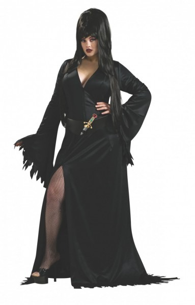Elvira Plus Size Women's Costume