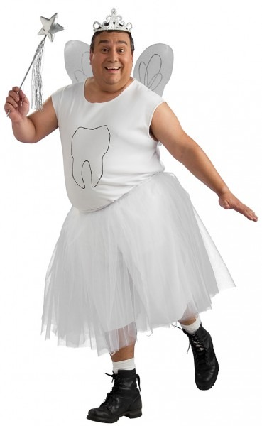 Plus Size Tooth Fairy Costume   Costumes Life