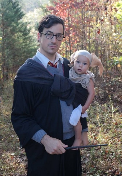 17 Funny Halloween Costumes For Babies And Parents