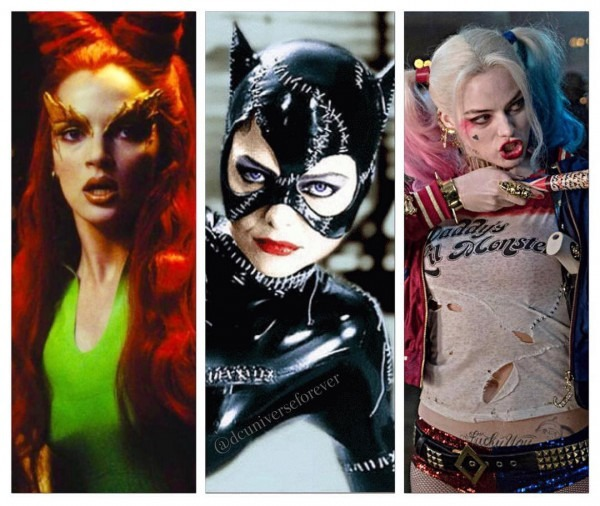 From Basic To Beauty  Transformations Of Female Villains In Batman