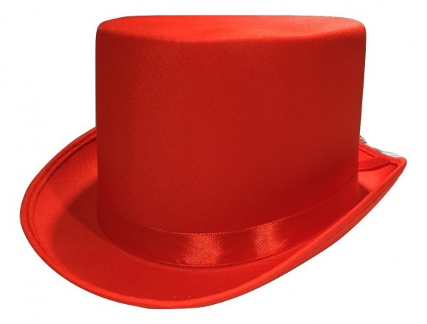 Tuxedo Silk Satin Top Hat Roaring 20s Adult Child Formal Costume