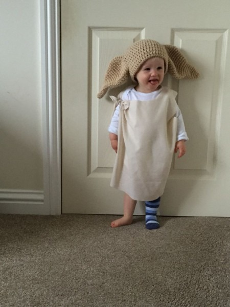 Image Result For Dobby Wearing Hats