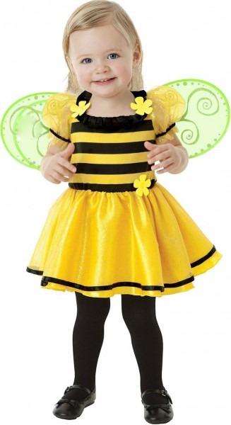 Buzzing Daisy Bumble Bee Girls Fancy Dress Costume