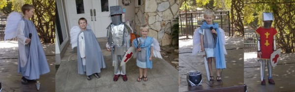 Saints Costumes Ideas & One Part Catholic Two Parts Awesome