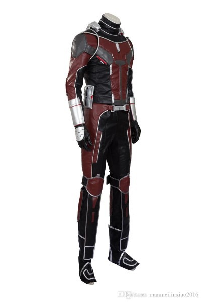 2016 New Original Superhero Captain America 3 Ant Man Cosplay