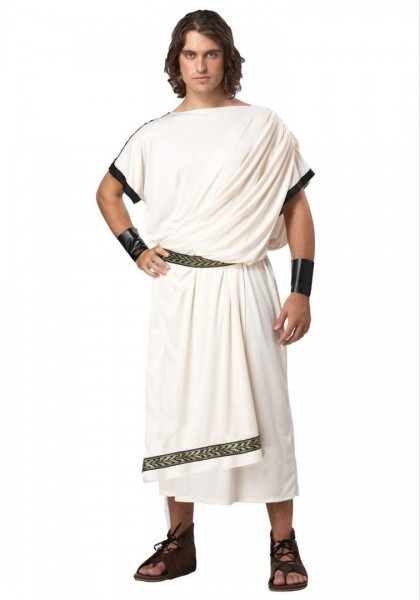 2019 2018 Men Ancient Greek Cosplay Costume Adults Lovers Greece