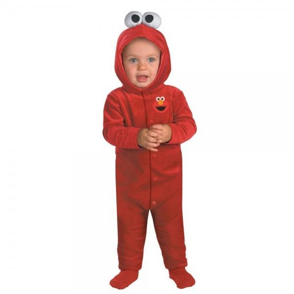 Baby Tickle Me Elmo Costume