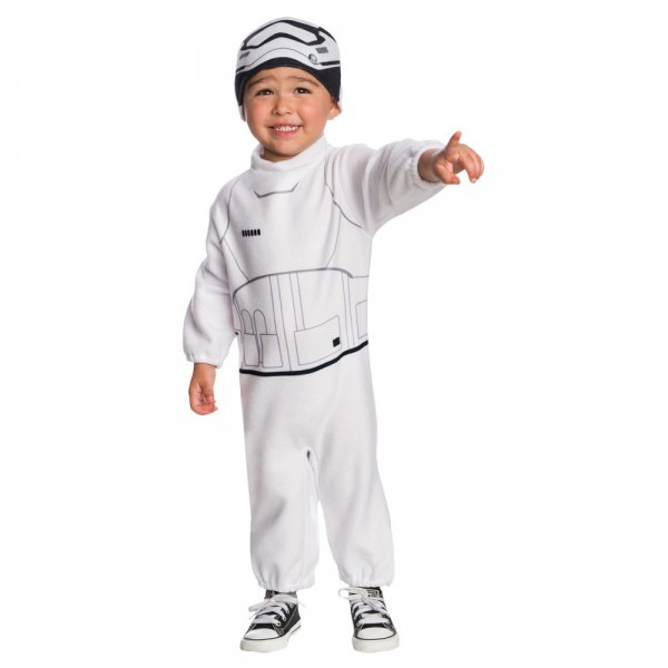 Star Wars The Force Awakens Stormtrooper Toddler Costume