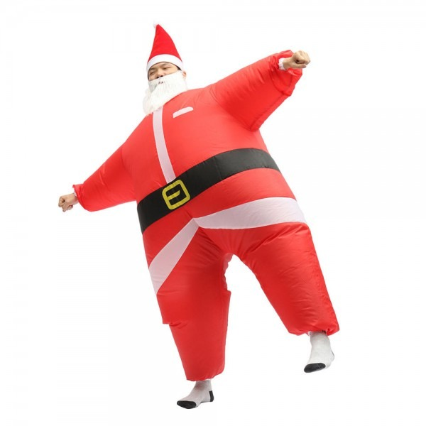Airsuits Inflatable Toys Santa Claus Father Christmas Dress