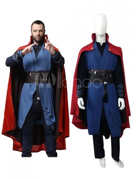 Doctor Strange 2019 Dr Stephen Strange Halloween Cosplay Costume