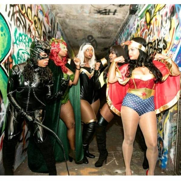 Superheroes Vs  Villains! Our Official 2017 M I N D D  Halloween
