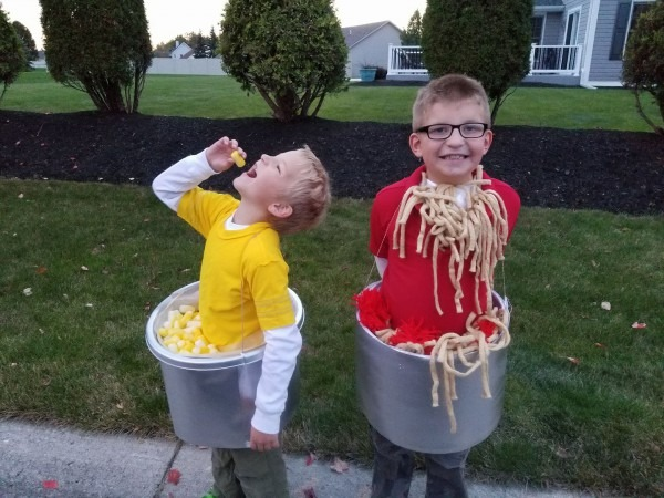 Your Most Creative Halloween Costumes