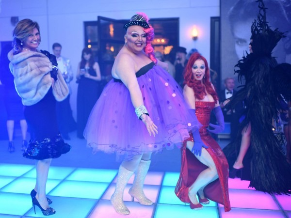Drag Queens And Houston Stars Dress Up For Hollywood Hollyween
