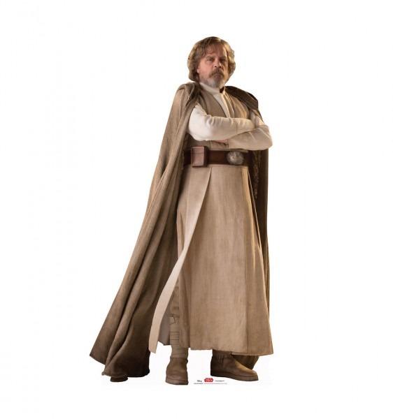 Luke Skywalker (the Last Jedi) Minecraft Skin