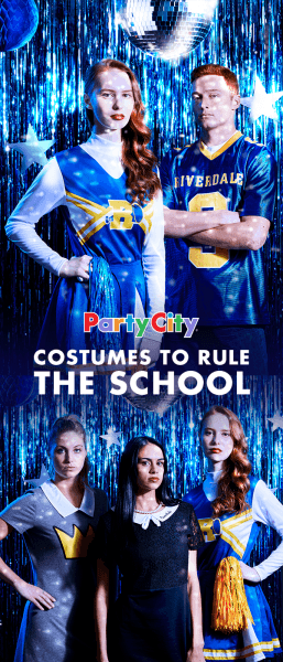 School The Competition  Party City Has All The Most Popular