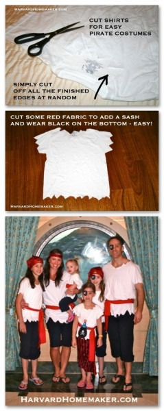 25+ Pirate Costumes And Diy Ideas 2017