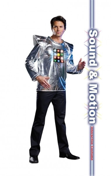 Mens Robot Halloween Costume Available At Teezerscostumes Com  I